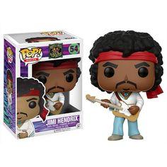 Jimi Hendrix - Woodstock Pop! Vinyl Figure