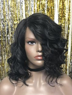 CT custom wig designer, offering ready made units, custom made units and teaches wig making plus consults hair business newbies. Crochet Wigs, Crochet Braids, Protective Hairstyles, Wig Hairstyles, Kima Ocean Wave, Business Hairstyles, Pixie Styles, Wig Making, Crochet Hair Styles