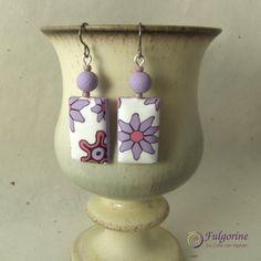 Earrings by Cate van Alphen