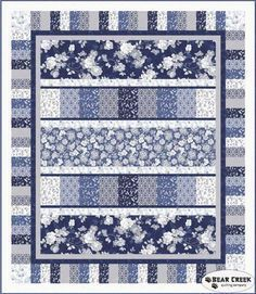 Charlotte Free Quilt Pattern by Quilting Treasures
