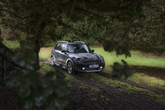 Driving fun for every occasion: The new MINI Countryman