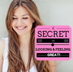 SECRET TO LOOKING GREAT detox 1-2-3