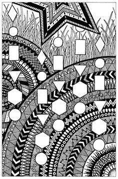 Desenho do Dia #42 - Mobile - Soraia Casal