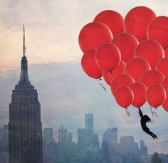 I believe I can fly … by nycinspiration