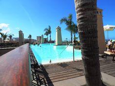 COSTA ADEJE GRAN Hotel 5* -nuestra piscina en la sexta planta-