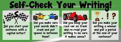 Sentence Structure/Editing Freebie!