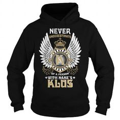 awesome KLUSS tshirt, hoodie. Its a KLUSS Thing You Wouldnt understand