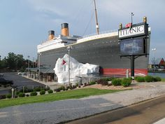 Titanic Museum Branson - need to find out more about this