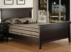 Charmant Brooklyn Bed High Footboard | Handstone