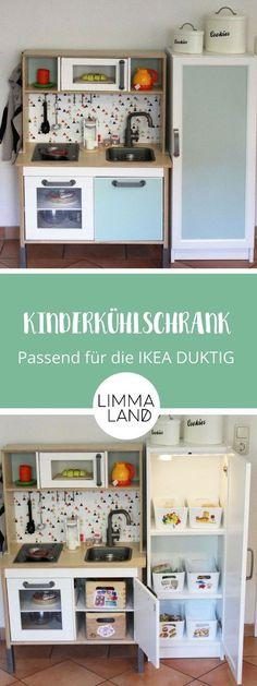 Kallax Ideen für das Kinderzimmer DIY mit den Limmaland - küchen regale ikea