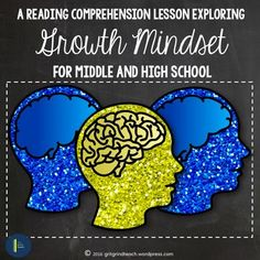 Help your students develop a growth mindset with this accessible reading lesson…