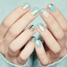 Best Graphic Nail Art Ideas for Weddings