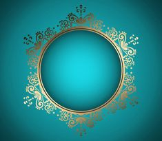 round-golden-frame Free Elegant Design Elements to Add Class to Your Work design elements Free Elegant Design Elements to Add Class to Your Work Frame Background, Background Images, Background Designs, Vector Background, Flower Backgrounds, Wallpaper Backgrounds, Wallpapers, Art Buddha, Molduras Vintage