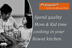 Spend quality time at your kitchen