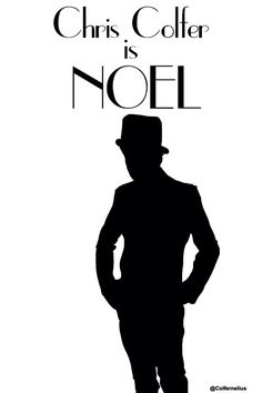 mock poster for #Noel because I can't wait for the movie chriscolfer