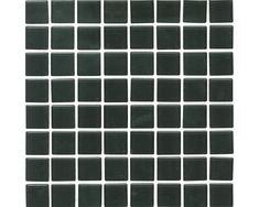 Glasmozaïek XCM 8050 30,5x32,5 cm zwart kopen bij HORNBACH