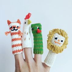 Repost from the @ogdenmuseumstore of Our New Finger Puppets!
