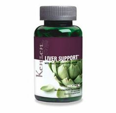 Kenzen® Liver Support features the Extracted Synergistic Proprietary Blend, a complex of the artichoke bud and the root of the sarsaparilla plant. The artichoke component is made from the entire bud instead of a leaf extract, as in other supplements.