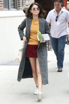 Selena Gomez's chicest street style looks: