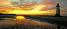 On Talacre Beach by John Roberts on 500px