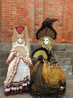 Reportage photographique au Carnaval de Venise 2015