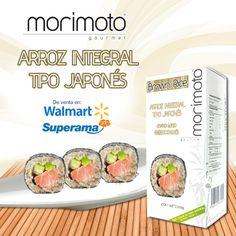 Arroz Integral para Sushi Morimoto