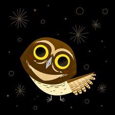 Owlet's Wing, Andrew Kolb