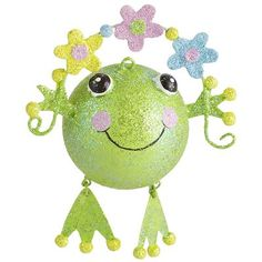Glitter Frog Ornament Frog Ornaments, Christmas Ornaments, Jolly Holiday, My Themes, Spring Time, Cool Kids, Classroom Ideas, Lily, Easter