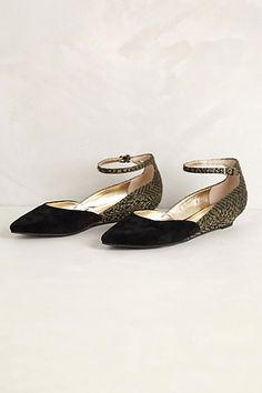 serengeti d'orsay flats / anthropologie