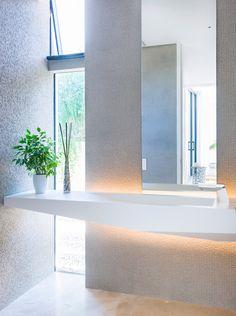 Modern Villa located on the Mallorcan coast. Patricia Urquiola, Master Bathroom, Bathtub, House Design, Architecture, Cover, Villas, Kitchen Countertops, Architectural Firm