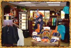 Golf Shop at Butterfield Trail Golf Club, El Paso, Texas Golf Stores, Golf Shop, Tavistock, Golf Outfit, Golf Clubs, Trail, Texas, Merchandising Ideas, Golf Apparel