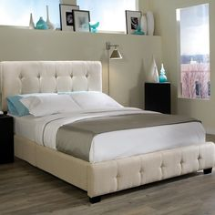 Healey Upholstered Bed