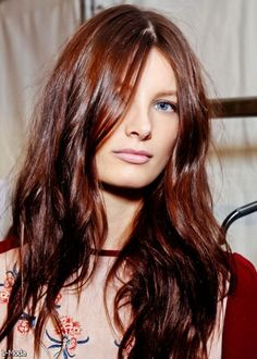 FALL/ WINTER 2015-2016 HAIR COLOR TRENDS | Celebrities Beauty
