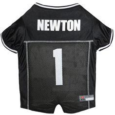 88492be40 Cam Newton Dog Jersey  1 Carolina Panthers NFLPA Pet Apparel XS-XL   PetsFirst