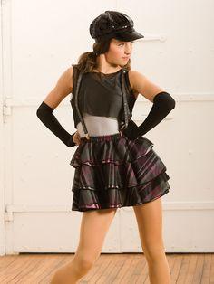21st Century Girl - Style 0515 | Revolution Dancewear Hip Hop Dance Recital Costume