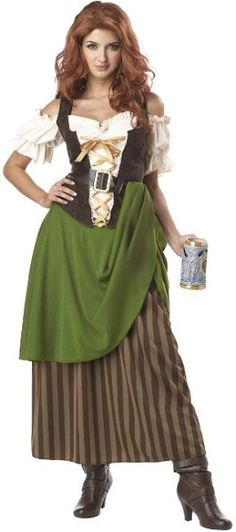 Halloween costume for women Oktoberfest Party 09a03abcd1