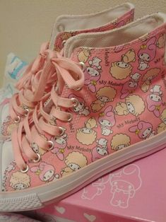 my melody converse