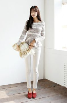 www.itsmestyle.com #fashion #kfashion #asianstyle #itsmestyle #korean #kpop #womens fashion #lovely #cute #ulzzang #coat #jacket #leggings #pants #shoes #chic #dress #lovely #skirt #modern #citylook #winter #warm #date #white #girlish