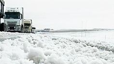 SABC News - Cold conditions, snowfall around SA :Saturday 9 June 2012 New Africa, South Africa, Cape Town, Conditioner, June, African, Weather, Clouds, Snow