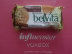 Influenster Rose VoxBox #belVitaBreakfastBiscuits #CinnamonBrownSugar  Baby tested and approved, tasty breakfast to go.  *Disclosure: I received these products complimentary for testing purposes from Influenster.