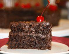 El Diario de mi cocina: Rescatado del blog antiguo y a pedido del público: TORTA DE CHOCOLATE