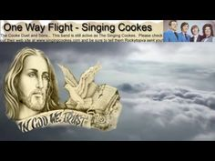 One Way Flight - The Singing Cookes To Tell, Singing, Youtube, Movies, Movie Posters, Films, Film Poster, Cinema, Movie