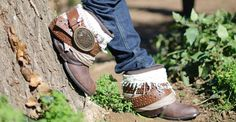 Boho Boots Country Layer  http://www.layerboots.com