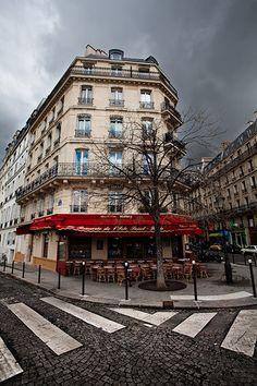 Le Brasserie de I'isle Saint-Louis Paris  by Nautiljon