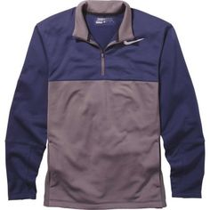 New Nike Men's Therma-FIT Quarter-Zip Golf Blue XL Pullover  #Nike #FleeceTops