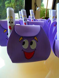 Dreams Factory: Dora The Explorer Party