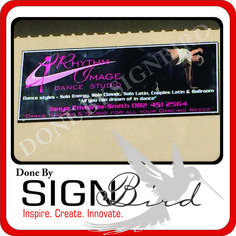 Digital printed onto white vinyl, coated with a UV block laminate and applied to chromadek. This sign can be mounted onto a frame or attached directly to the wall. Standard and custom sizes available  Call Signbird today for Chromadek signs in Nelspruit www.signbird.co.za or 013 752 3013  #signbird #chromadeksigns #hashtagonline #signage #signs #design #graphicdesign #sign #branding #advertising #led #marketing #banners #vinyl #neon #art #graphics #interiordesign #channelletters #business…