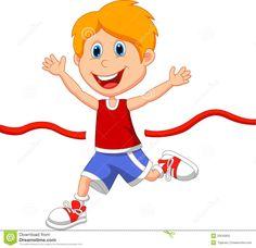 athlete finish line clipart - Αναζήτηση Google