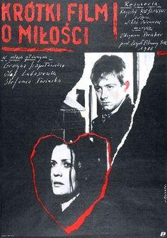 Krótki film o miłości - Short movie about love, Krzysztof Kieślowski