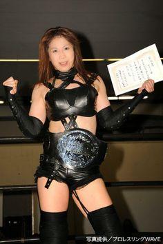 Yumi Ohka - Japanese Women's Wrestling
